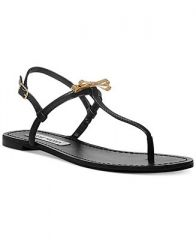 Steve Madden Womens Daisey Flat Thong Sandals - Lingerie - Women - Macys at Macys