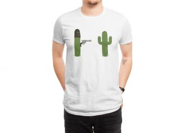 Stick em up t-shirt at Threadless