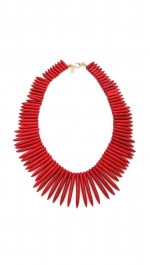 Stick necklace by Kenneth Jay Lane at Shopbop