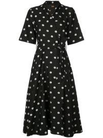 Stine Goya Kylie Wrap Dress - Farfetch at Farfetch
