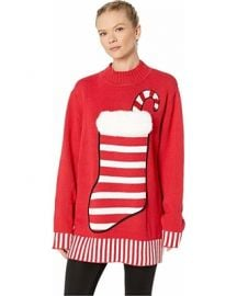 Stocking Stuffer Sweater by  Whoopi at Zappos