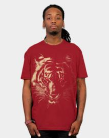 Story of the Tiger Tee at Design by Humans