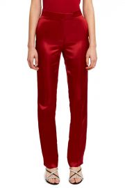 Straight Leg Satin Pants by Helmut Lang at Opening Ceremony