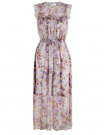Stranded Bib Dress at Zimmermann