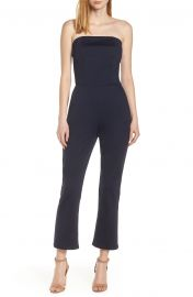 Strapless Jumpsuit at Nordstrom