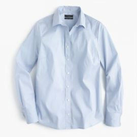 Stretch Perfect Shirt at J. Crew
