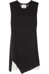 Stretch silk mini dress by Phillip Lim at Net A Porter