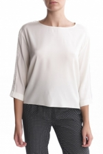 Stretch silk top by Rag and Bone at Madison LA