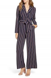 Stripe Jumpsuit at Nordstrom