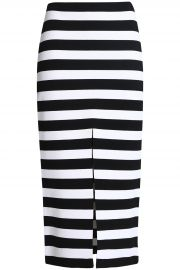 Stripe Knit Pencil Skirt by Proenza Schouler at The Outnet