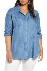 Stripe Shirt by Caslon at Nordstrom