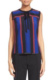 Stripe Silk Tank by Marc Jacobs at Nordstrom Rack