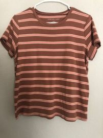 Stripe Tee by American Eagle at American Eagle