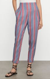 Striped Ankle Pant at BCBGMAXAZRIA