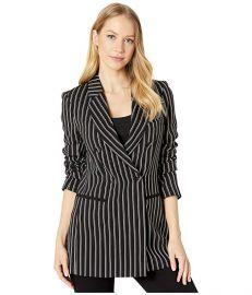 Striped Blazer at Zappos