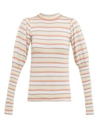 Striped Cotton-blend Sweater by See by Chloe at Matches