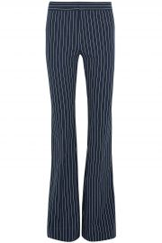 Striped Flared Pants by Derek Lam 10 Crosby at The Outnet