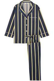 Striped Pajamas by Sleepy Jones at Shopbop