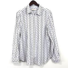 Striped Polka Dot shirt by Loft at Loft