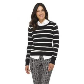 Striped Pullover at Target