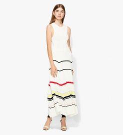 Striped Rib Dress at Proenza Schouler