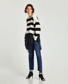 Striped Sweater by Zara at Zara
