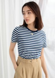 Striped Tee at & Other Stories