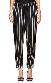 Striped Twill Pants at Barneys