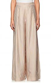 Striped Wide-Leg Pants at Barneys