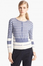 Striped cardigan by Band of Outsiders at Nordstrom