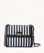 Striped crossbody bag at Forever 21 at Forever 21