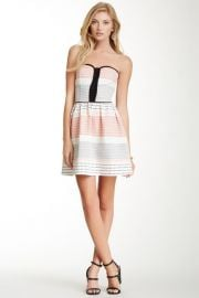 Striped dress by Ella Moss at Nordstrom Rack