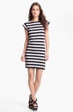 Striped dress by French Connection at Nordstrom