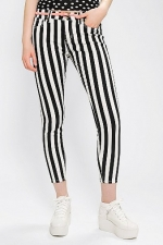 Striped jeans at Urban Outfitters at Urban Outfitters
