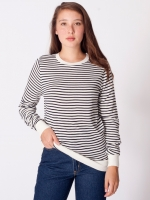 Striped pullover like Rachels at American Apparel