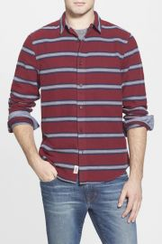 Striped shirt by 1901 at Nordstrom Rack