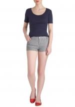 Striped shorts at Modcloth at Modcloth