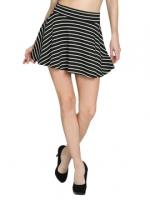 Striped skater skirt like Tamaras at Ardenb