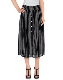 Striped skirt by ALC at Yoox