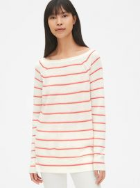 Striped sweater at Gap
