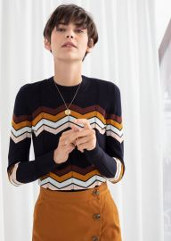 Striped sweater at & Other Stories