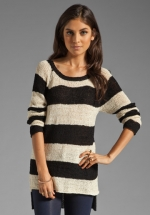 Striped sweater at Revolve at Revolve