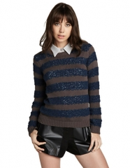 Striped sweater by Bcbgeneration at Lord & Taylor
