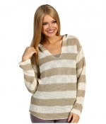 Striped sweater by Lucky Brand at 6pm