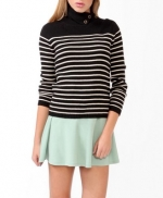 Striped sweater like Zoes at Forever 21