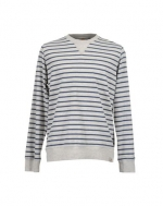 Striped sweatshirt like Rachels at Yoox