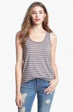 Striped tank by Calson at Nordstrom