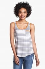 Striped tank top by Olivia Moon at Nordstrom