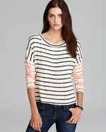 Striped tee by Vintage Havana at Bloomingdales