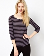 Striped tee like Maggies at Asos